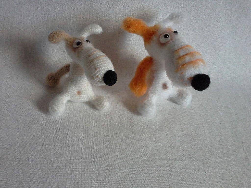 Project by Nati0703. Crochet pattern Dog Lucky by Borisenko for LittleOwlsHut #LittleOwlsHut, #Amigurumi, #Borisenko, #CrochetPattern