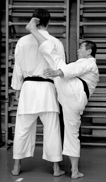Masao Kagawa Sensei Shotokan Karate | karate | Pinterest | Shotokan karate, Kagawa and Martial