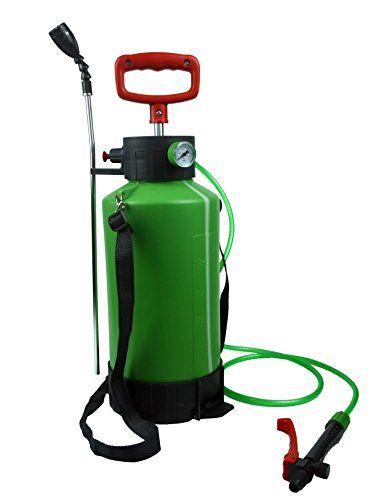 5L CHEMICAL GARDEN SPRAYER 1.3 Gal Pump Pressure Liquid Sprayers For ...