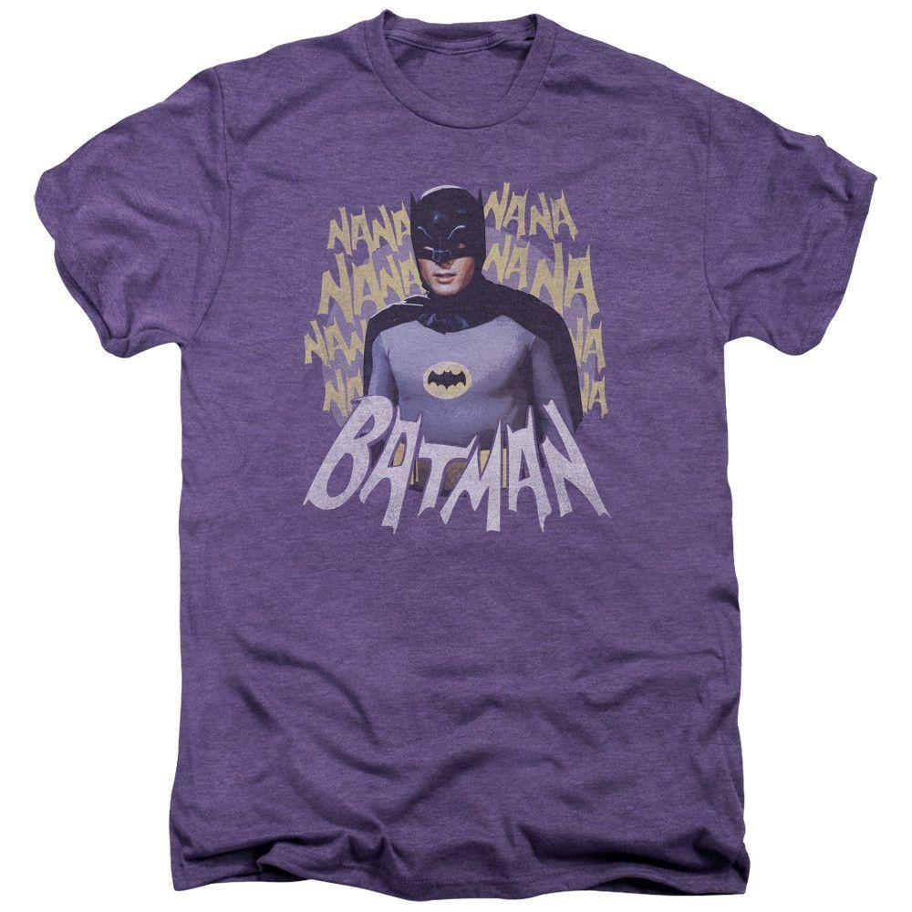 DC Comics Batman Look Out Licensed Adult T Shirt