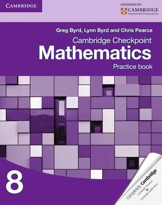 Cambridge Checkpoint Mathematics Practice Book 8 Mathematics