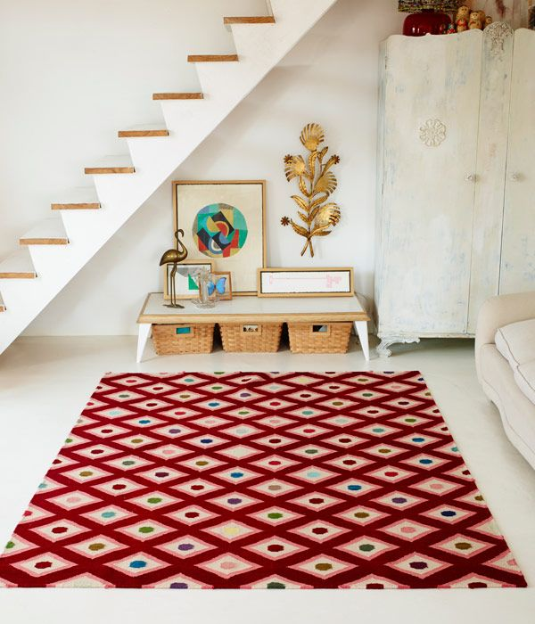 Claves para... Elegir y colocar alfombras en tu casa