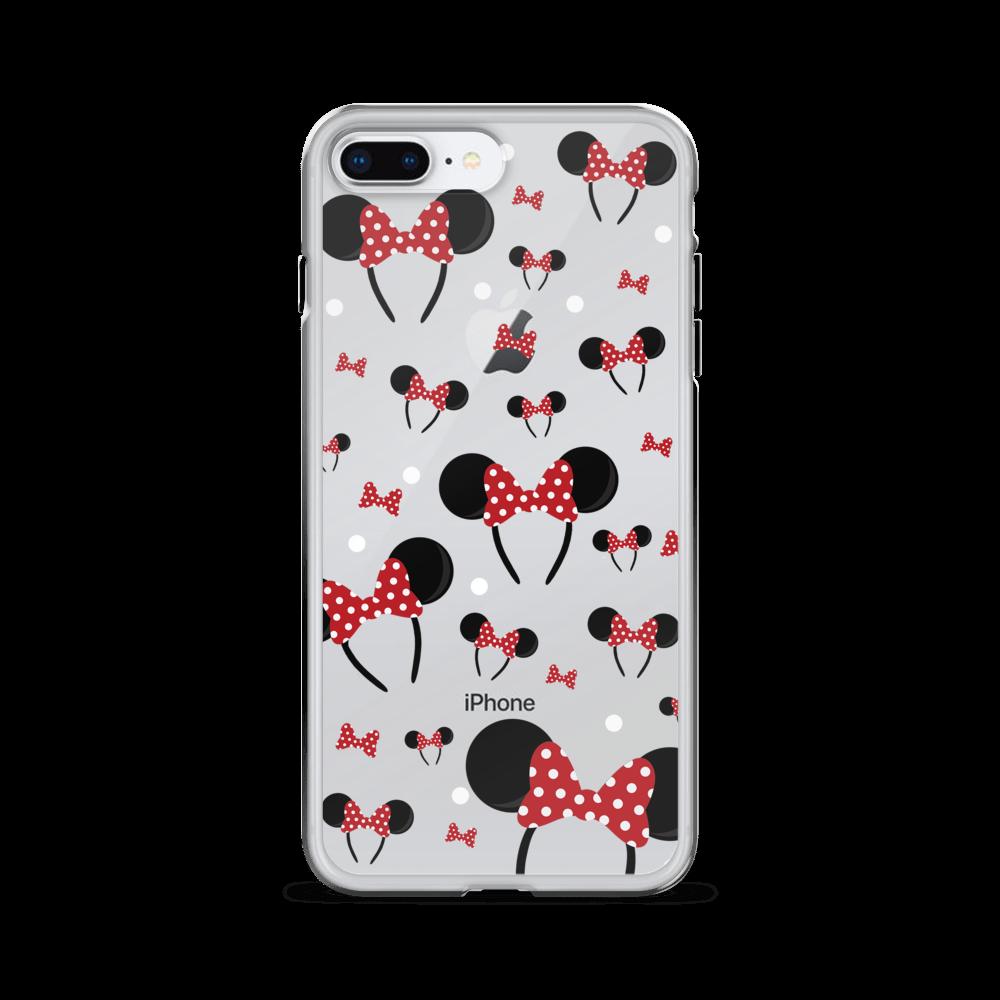 We Love Ears Minnieears Rockthedots Disneyphonecase