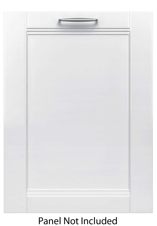 Bosch Benchmark Series 24 Custom Panel Dishwasher Shv88pw53n Steel Tub Store Refrigerator Dishwasher Accessories
