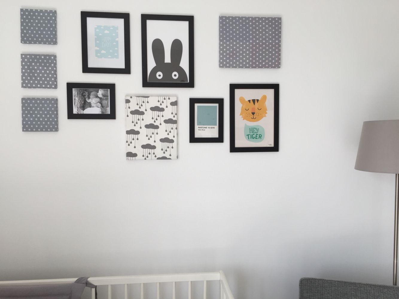 Fotowand Kinderzimmer