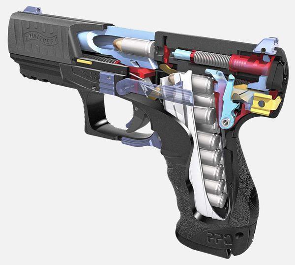 Ppq M1 Classic Cutaway Gun Smithing Pinterest