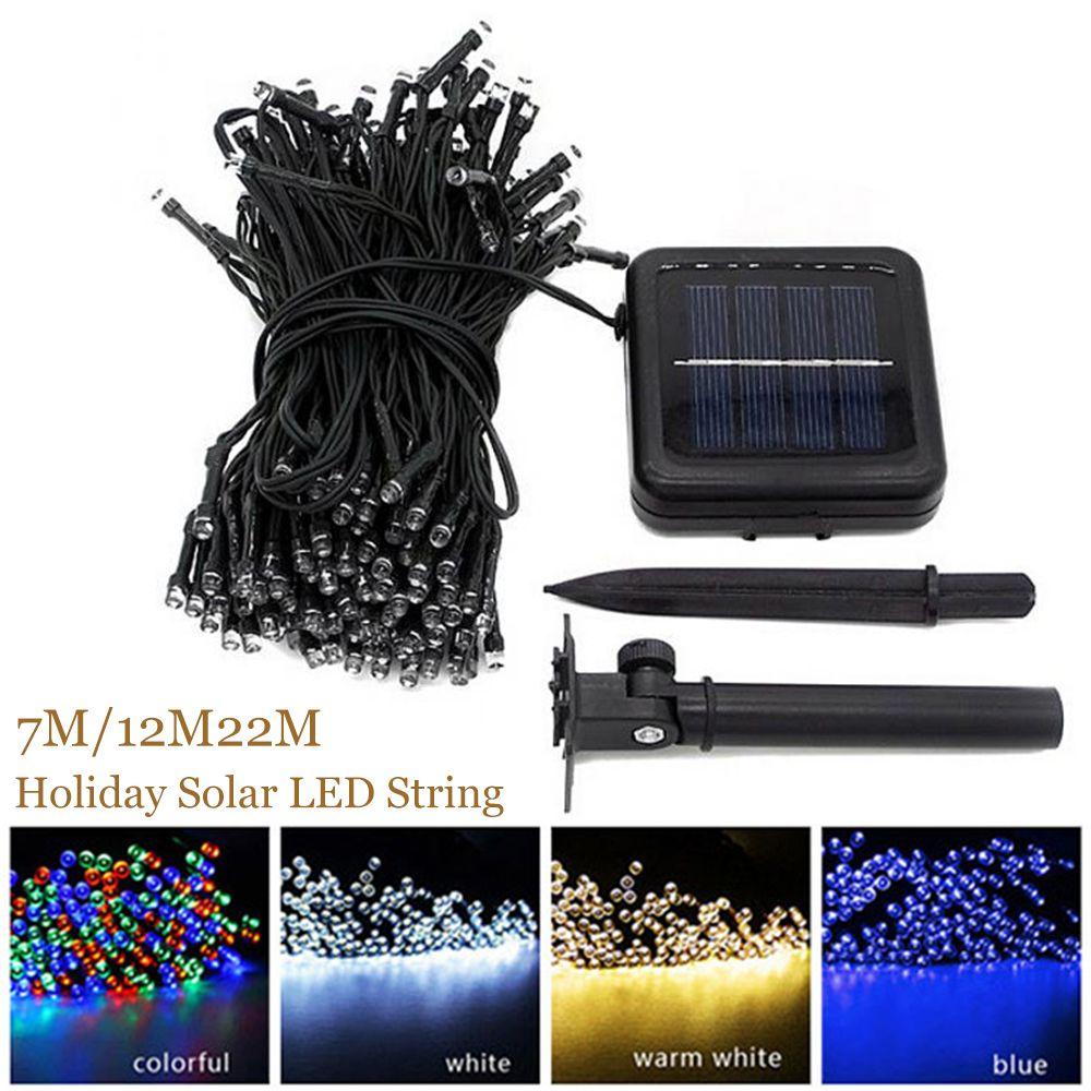 7m12m22m solar lamp fairy string lights solar power outdoor 7m12m22m solar lamp fairy string lights solar power outdoor lighting 8 modes mozeypictures Gallery
