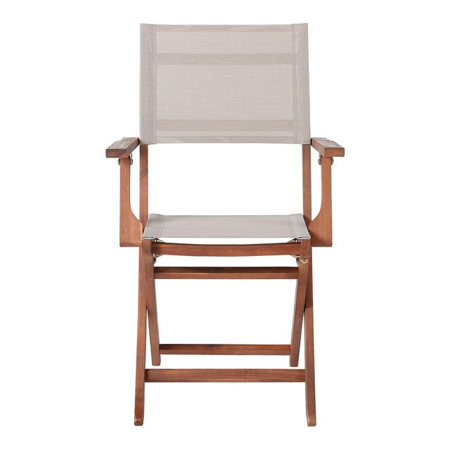 Silla plegable el corte ingl s marlett sillas plegables for Mobiliario exterior el corte ingles