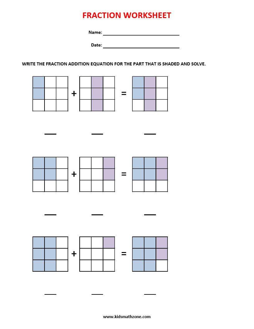 Fractions 36 Worksheets Equivalent Fractions Mixed Numbers Adding Fractions Fractional Numbers Ratios Homeschool Teacher Grade 4 Pecahan