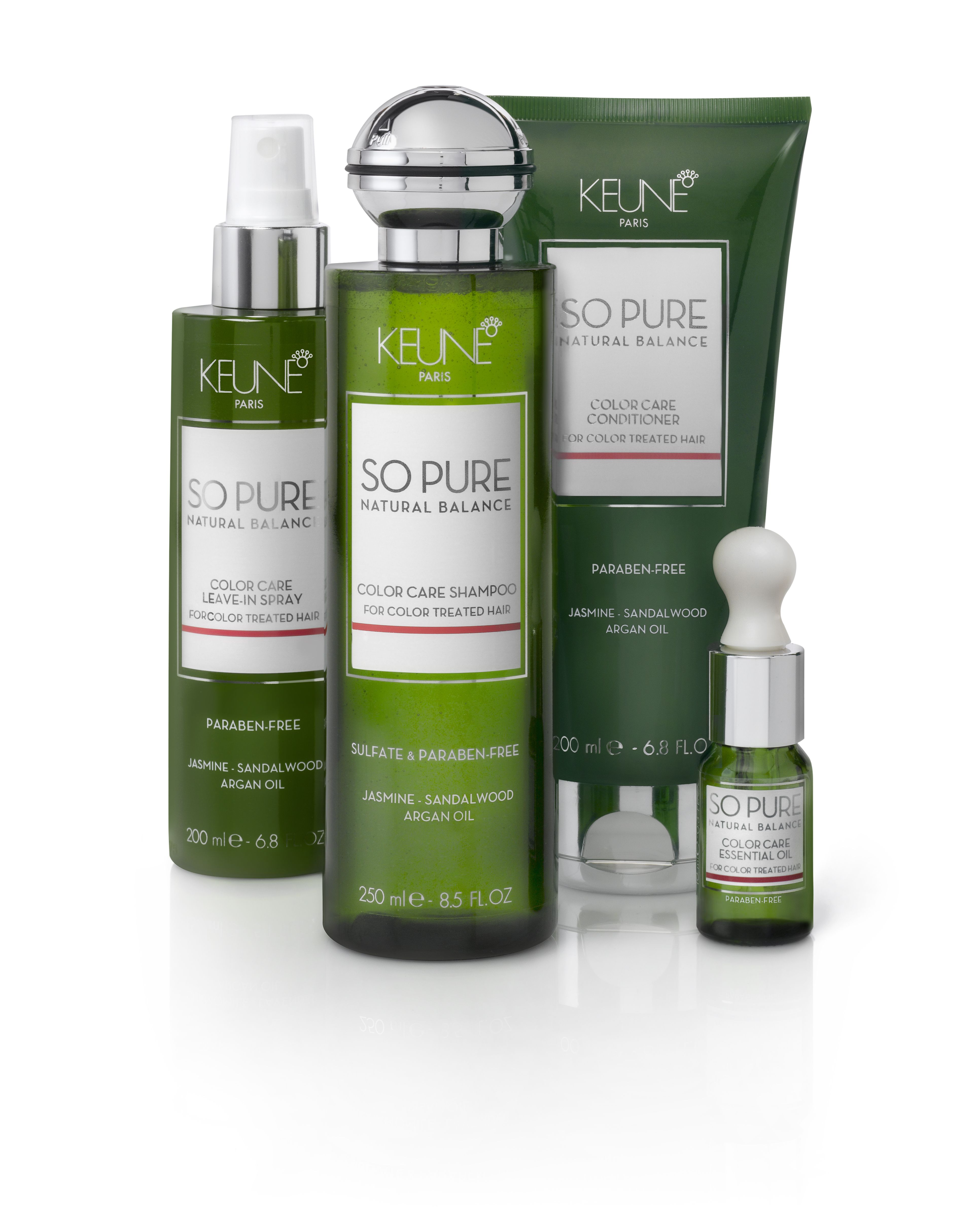 Keune So Pure Color Care With Jasmine Sandalwood Product Love
