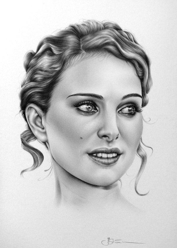 realistic drawings by ileana hunter art design