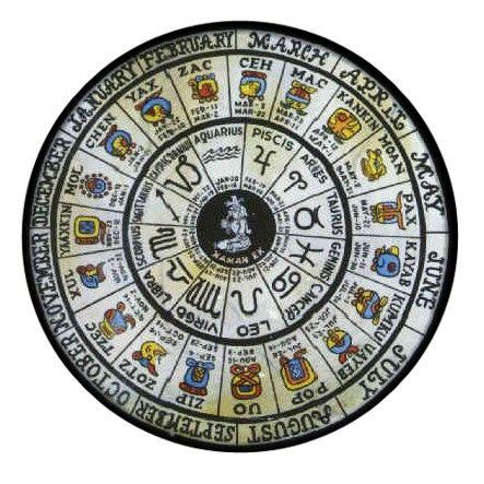 The end of the Mayan calendar - December 21st | Aquarius