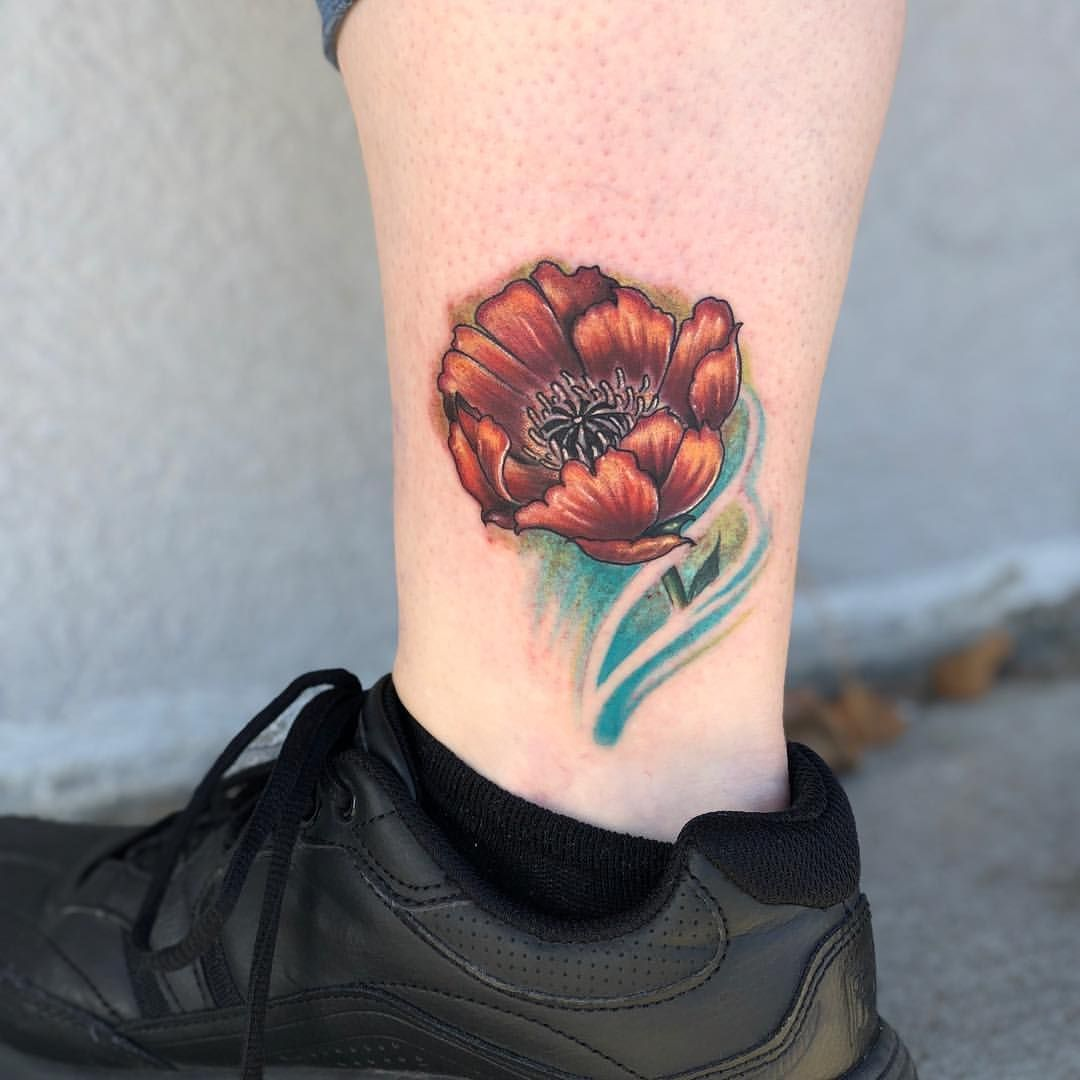 Teryn Lance Terynlanceart On Somegram Posts Videos Stories Somegram Some Little Flowers From Today Thanks For Tattoos For Guys Arkansas Tattoo Tattoos