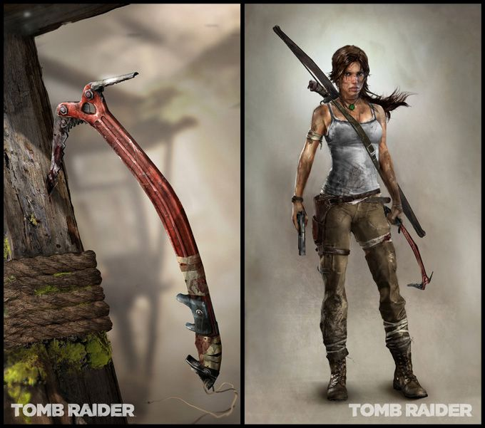 Tomb Raider Concept Art And Art Book With Images Tomb Raider