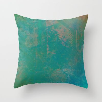 Up Early Throw Pillow by Fernando Vieira