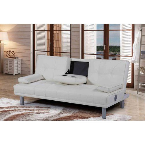 Mercury Row Montpelier Bluetooth 3 Seater Clic Clac Sofa Bed In 2019