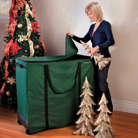 Rolling Multi-Use Storage Bag Storage, Christmas tree storage and