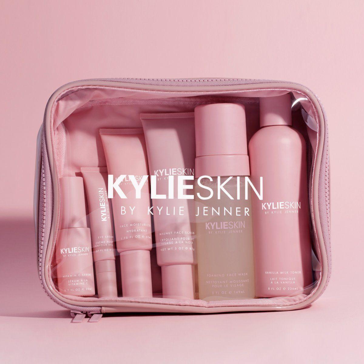 Kylie Skin Set Makeup Bags Travel Kylie Makeup Kylie Jenner Makeup