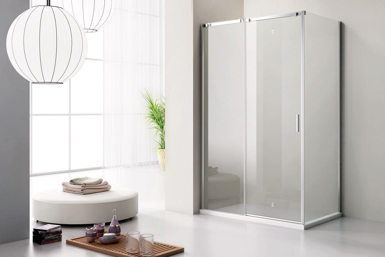 Frameless Sliding Shower Doors Neo Angle Shower Doors Shower