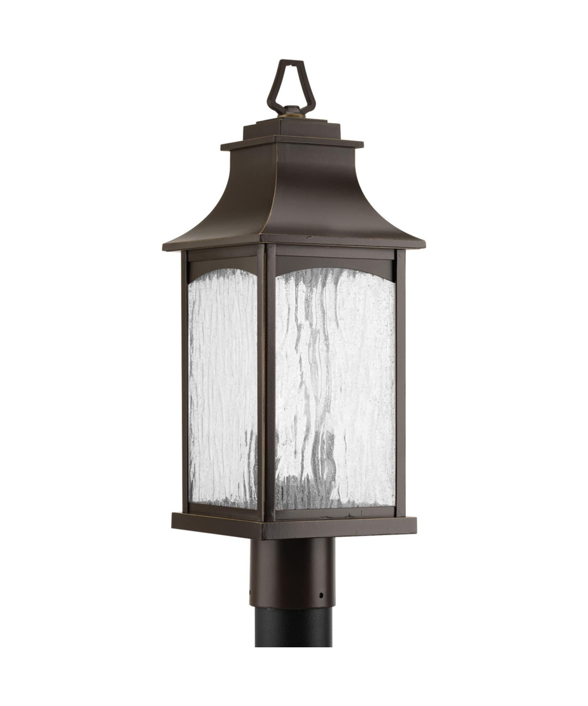 Maison 20 Inch Tall 2 Light Outdoor Post Lamp Capitol Lighting Outdoor Post Lights Post Lights Progress Lighting
