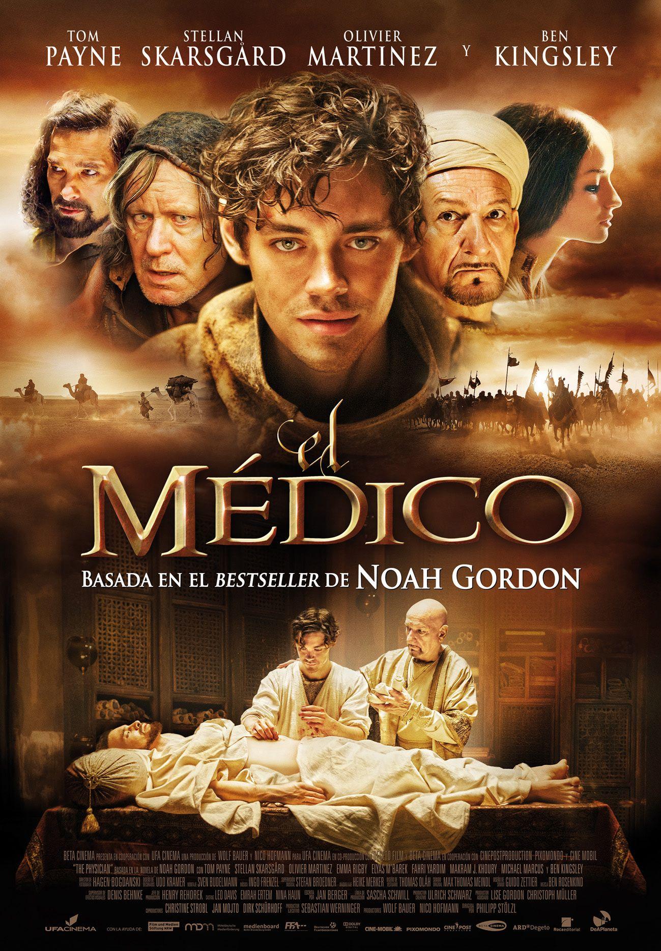 El Médico Vídeo Dvd Dirigida Por Philipp Stölzl Peliculas En Español Peliculas Peliculas En Castellano
