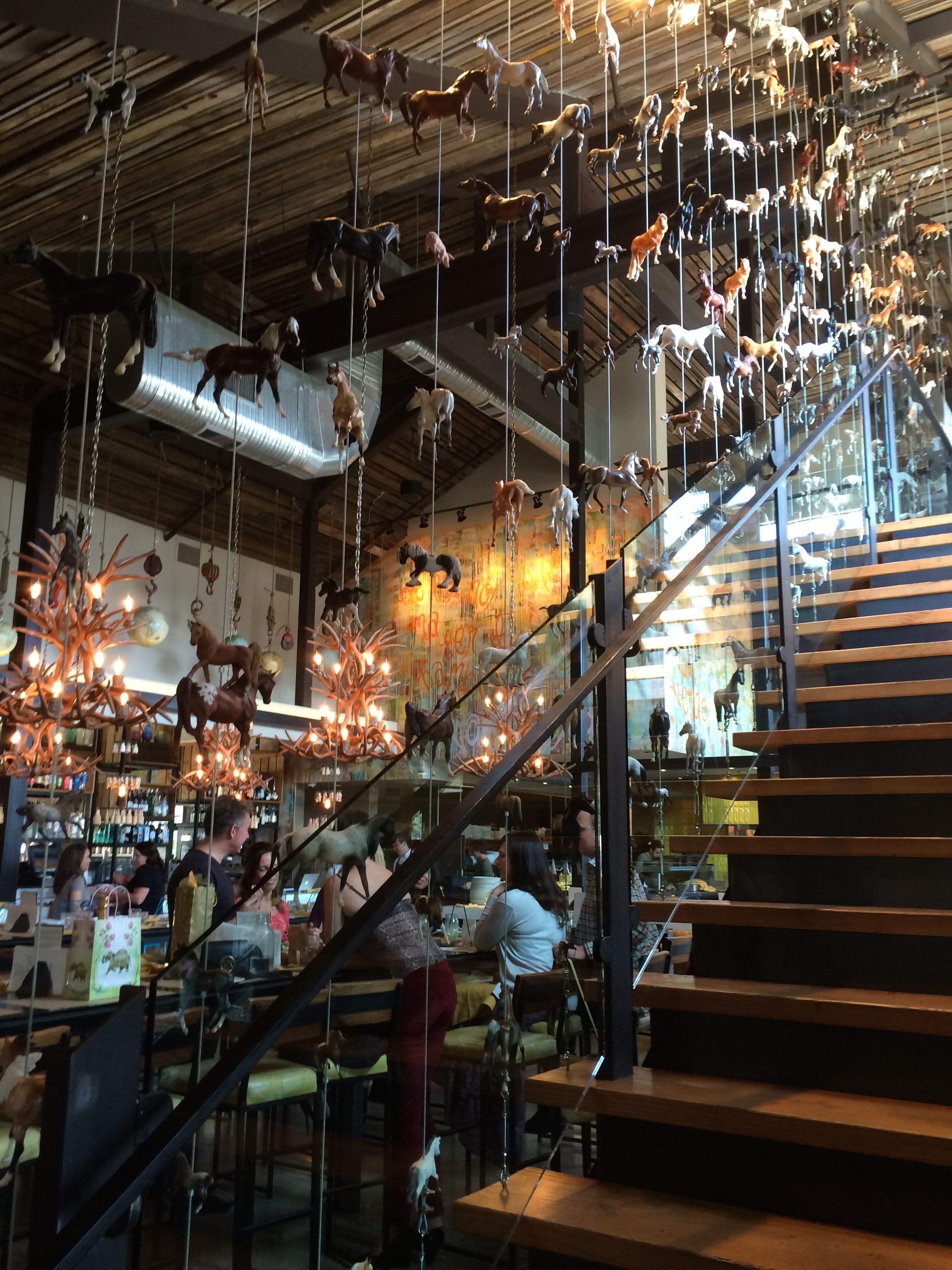 With Its Rustic And Quirky Decor Its Huge Wine Selection And Its Friendly Atmosphere Cucina Enoteca Is A Fun Place To Eat Quirky Decor North City Day Trips