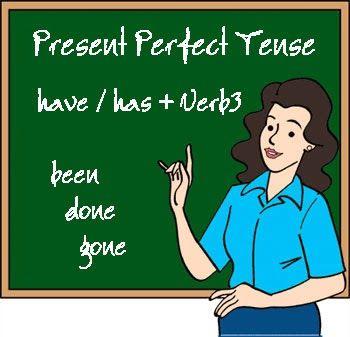 Pengertian Formula Rumus Dan Kegunaan Tenses Bentuk Perfect Tense Pendidikan Belajar Bahasa Inggris