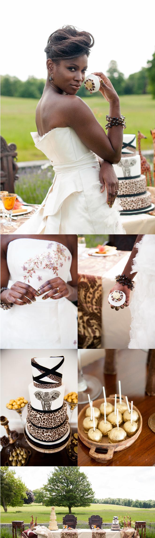 Vintage African Bridal Shoot 4