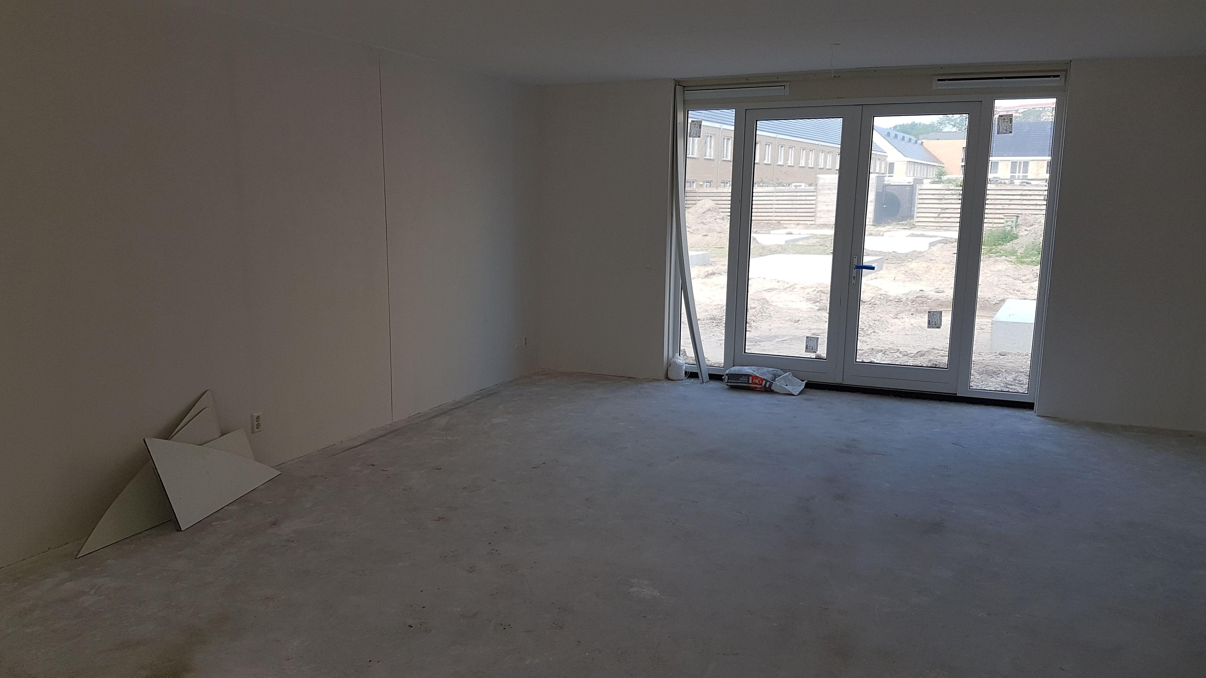 1a woonkamer (gezien vanaf de trapkast) | voor Tessa | Pinterest