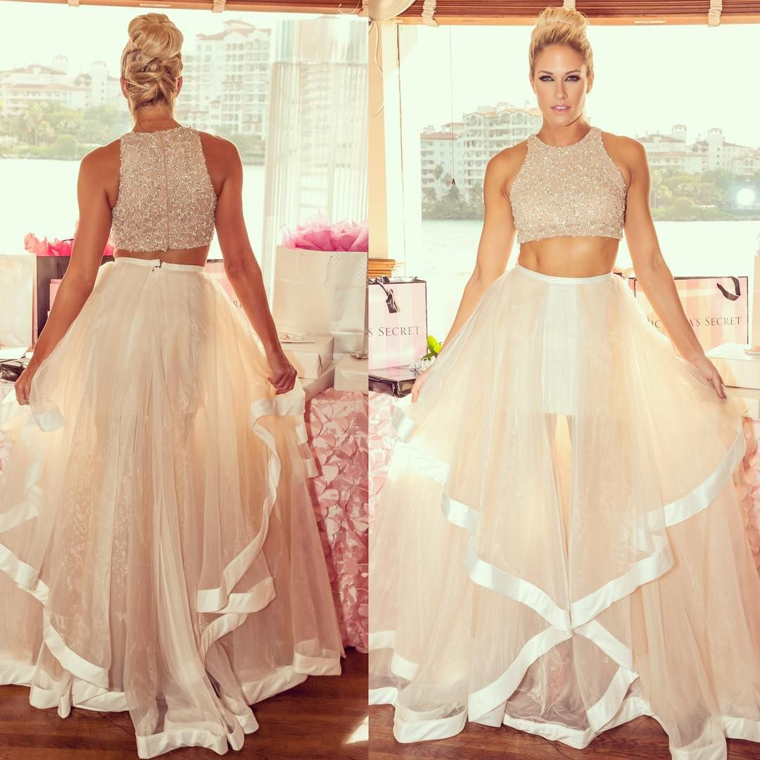 My Bridal Shower Gown From Reveboutique Is Everything I Felt Like A Princess Barbie Blank