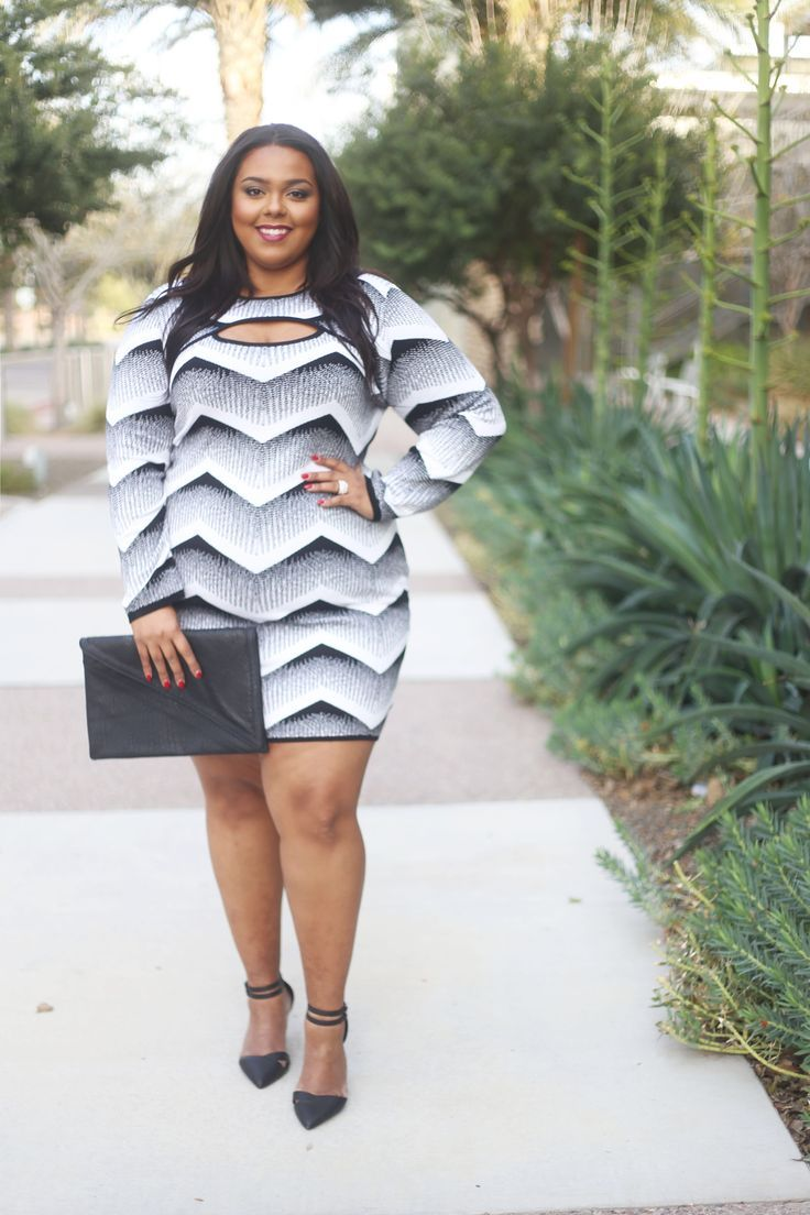 Plus Size Clothes Look Attractive Are Of High Quality Represent