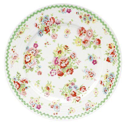 Cath kidston · Cranham Dinner Plates  sc 1 st  Pinterest & Cranham Dinner Plates | My New Cath Kidston Things | Pinterest ...