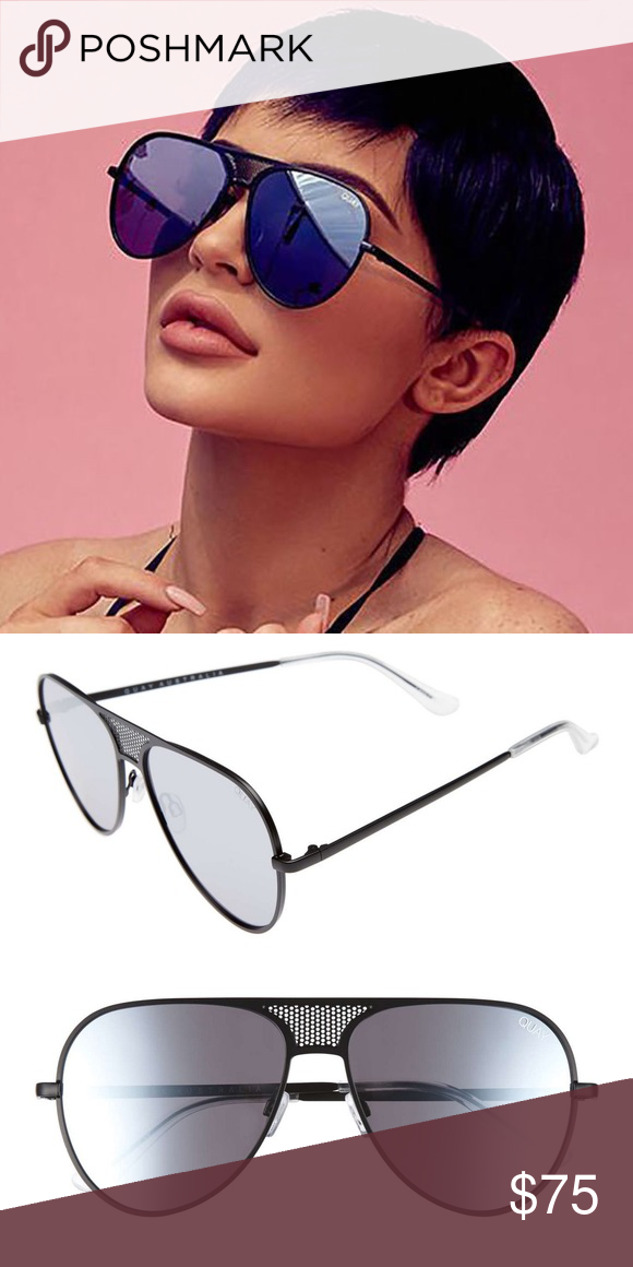 eed5c1820d Quay Australia Kylie Jenner Iconic Sunglasses New! Comes with case Quay  Australia Accessories Sunglasses