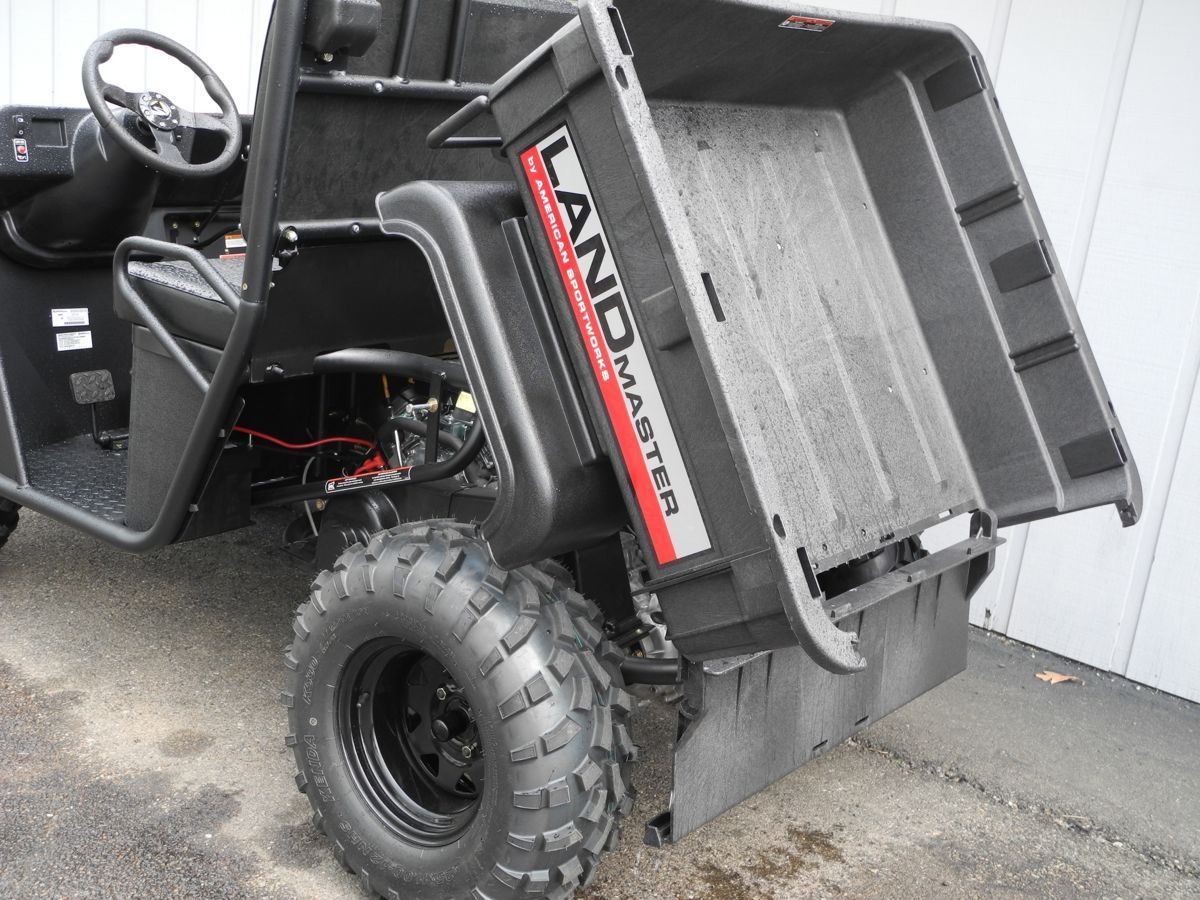 Payments as low as $132 34  This new American SportWorks Landmaster