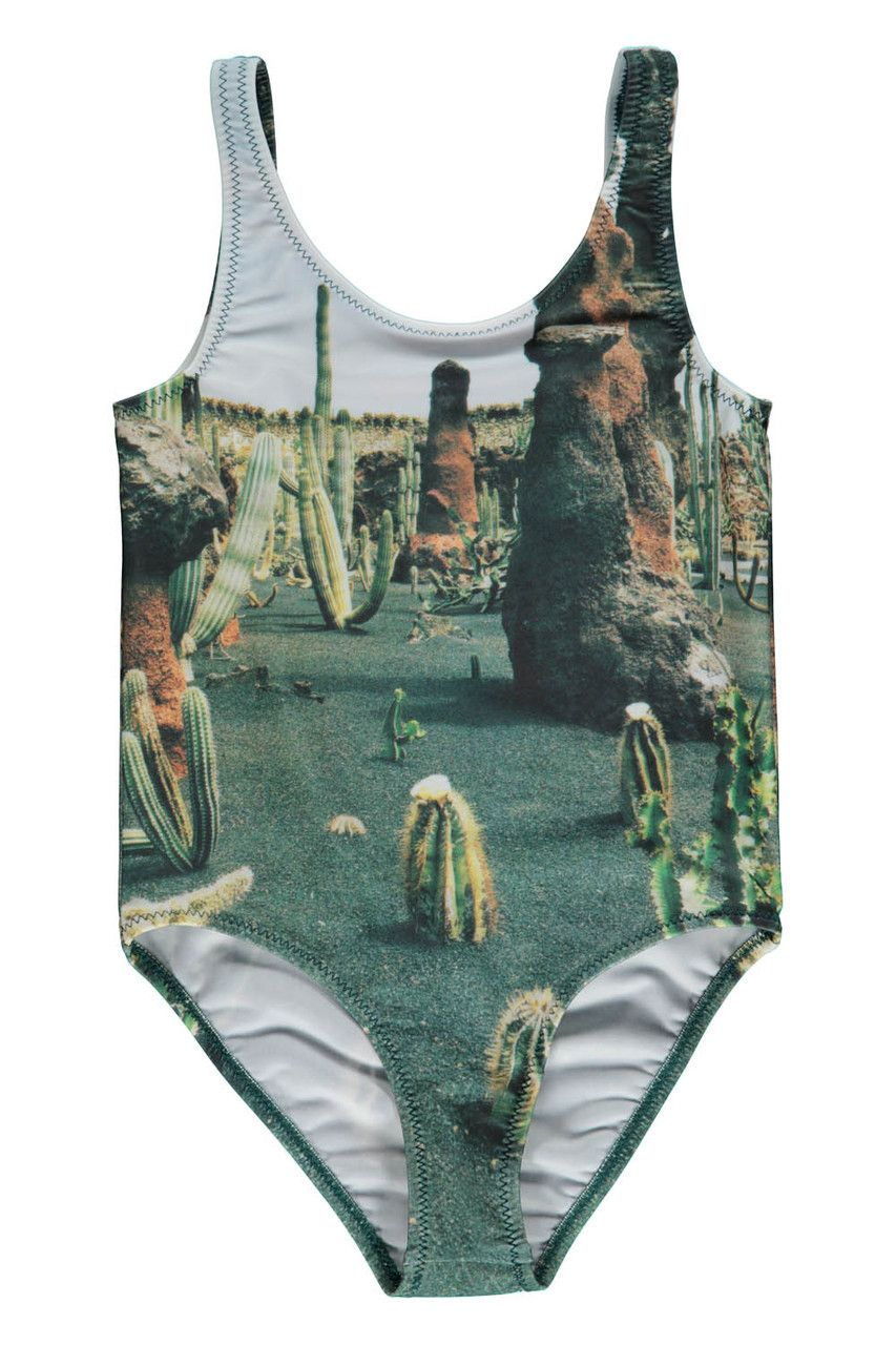 Popupshop Cactus Swimsuit Cool Kids Clothes Tiny Style