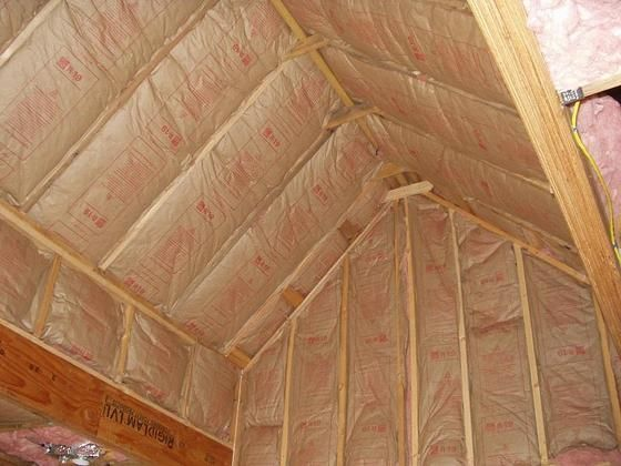 Quick Tip Proper Insulation Is Key Insulation Attic Design