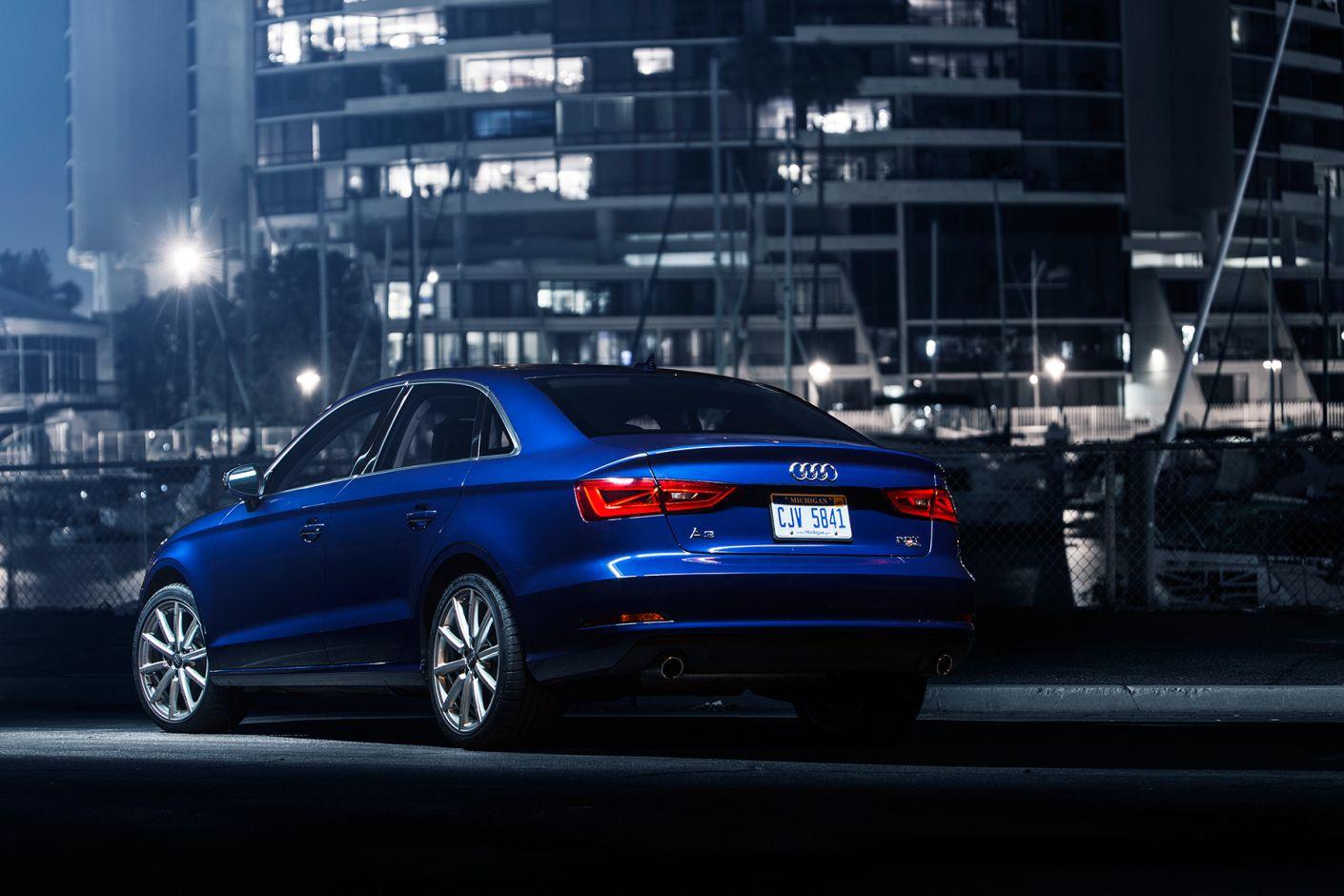 Audi A3 Sedan 2.0T Quattro S Tronic