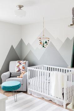 39 inspirierende und kreative Baby Boy Zimmer Ideen Kindergarten Ideen