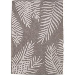 Photo of Jungle – Braun / Beige Teppich 140×200 Orientalischer Teppich Rugvista