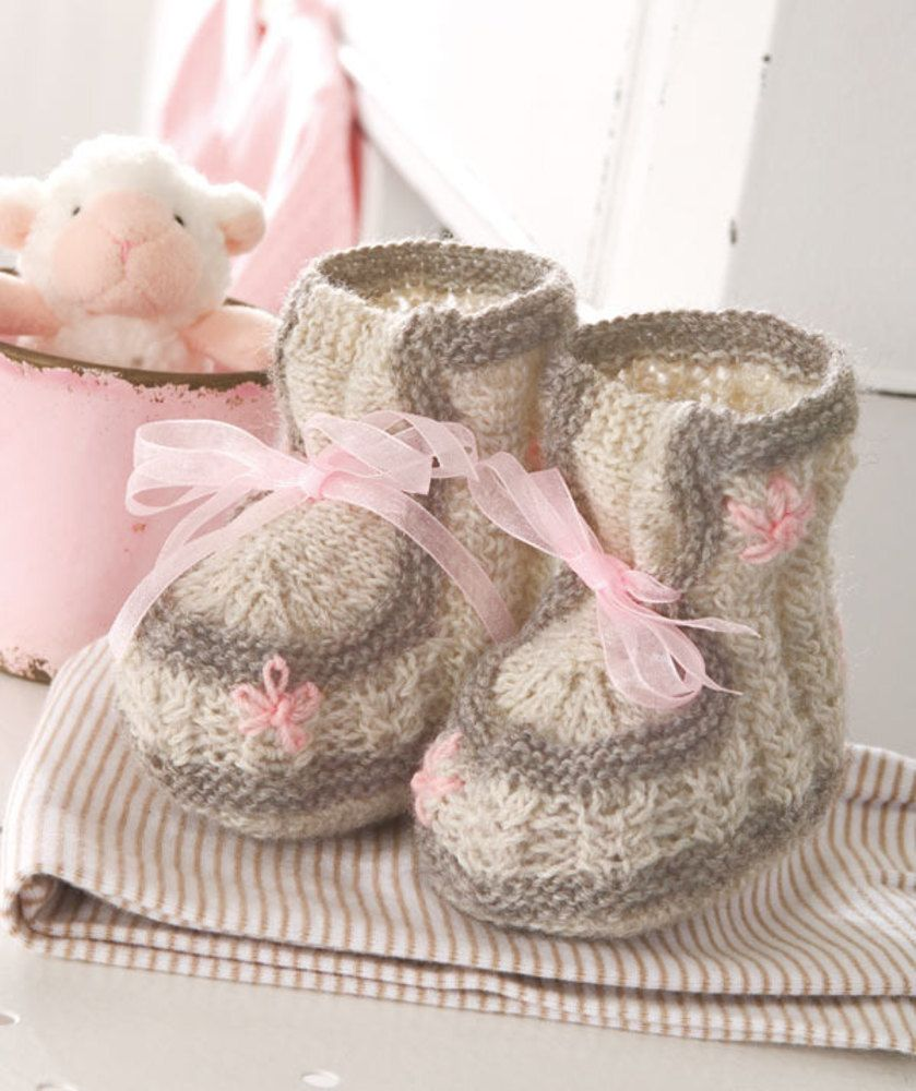 Baby booties in regia 4 ply 50g r0032 bb pinterest baby baby booties in regia 4 ply 50g r0032 knitting patterns freebaby bankloansurffo Gallery