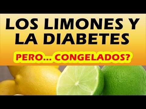 beneficios del jugo de limón y la diabetes