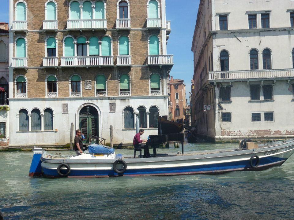 Piano en Venecia