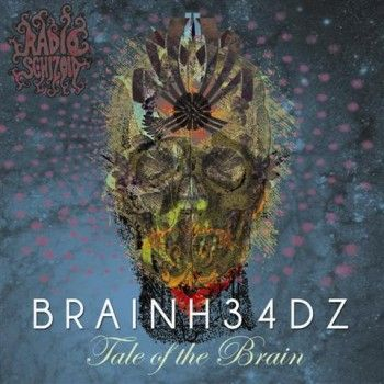 Brainh34dz is the Dark Progressive Psy style of Rudra and Apo from