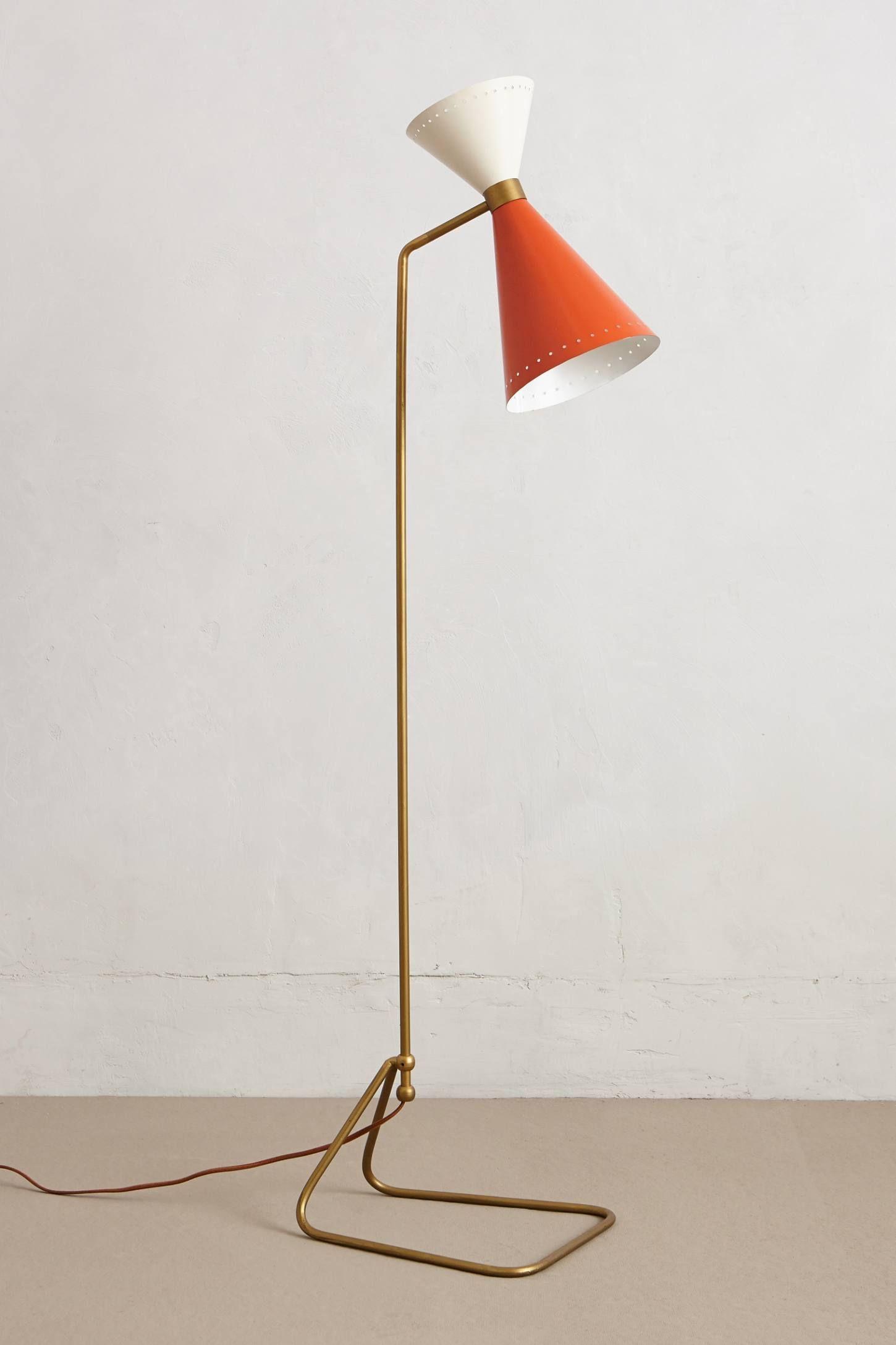 Novara Floor Lamp | Lighting | Pinterest | Floor lamp ...