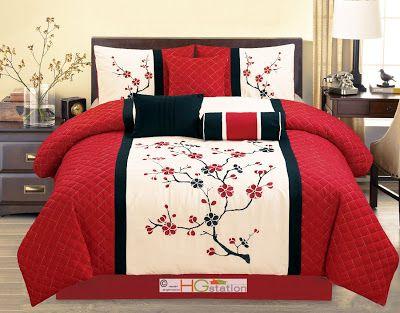 Asian Inspired Comforters Duvet Covers Bedding Comforter Sets