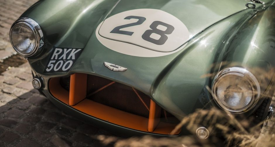 Revving up for Revival with a Goodwood-bred Aston Martin DB3S | Classic Driver Magazine