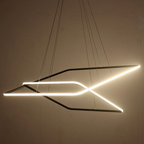 Saint Mossi Exclusive Design Modern Square Led Chandelier... https ...