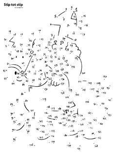 Quatang Gallery- Tekenen Punten Verbinden Google Zoeken Sinterklaas Knutselen Sinterklaas Werkbladen