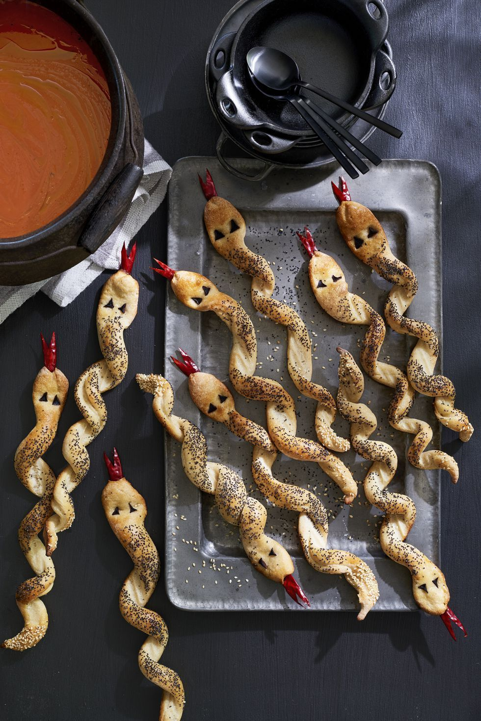 15 Easy Halloween Appetizers That Are Spooktacular - XO, Katie Rosario