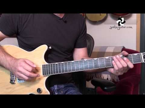 Back In Black - AC/DC - Rock Guitar Lesson (SB-327) Angus, Malcolm ...